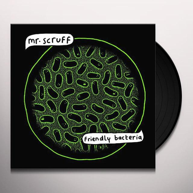 Mr. Scruff FRIENDLY BACTERIA Vinyl Record - Digital Download Included