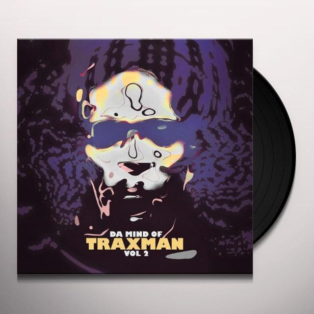DA MIND OF TRAXMAN VOL 2 Vinyl Record