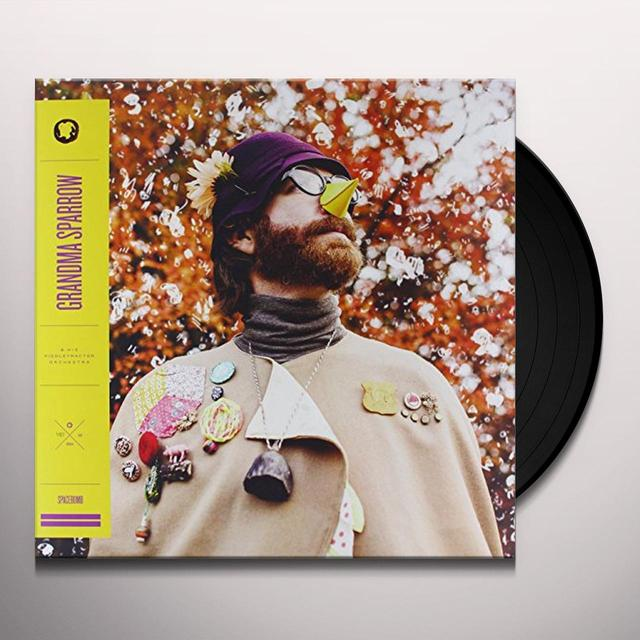 GRANDMA SPARROW & HIS PIDDLETRACTOR ORCHESTRA Vinyl Record