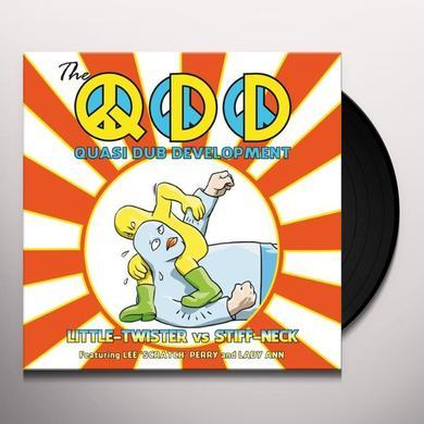Quasi Dub Development LITTLE-TWISTER VS. STIFF-NECK Vinyl Record