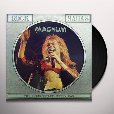 Magnum 80'S INTERVIEW PICTURE DISC Vinyl Record