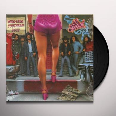 38 Special WILD-EYED SOUTHERN BOYS Vinyl Record