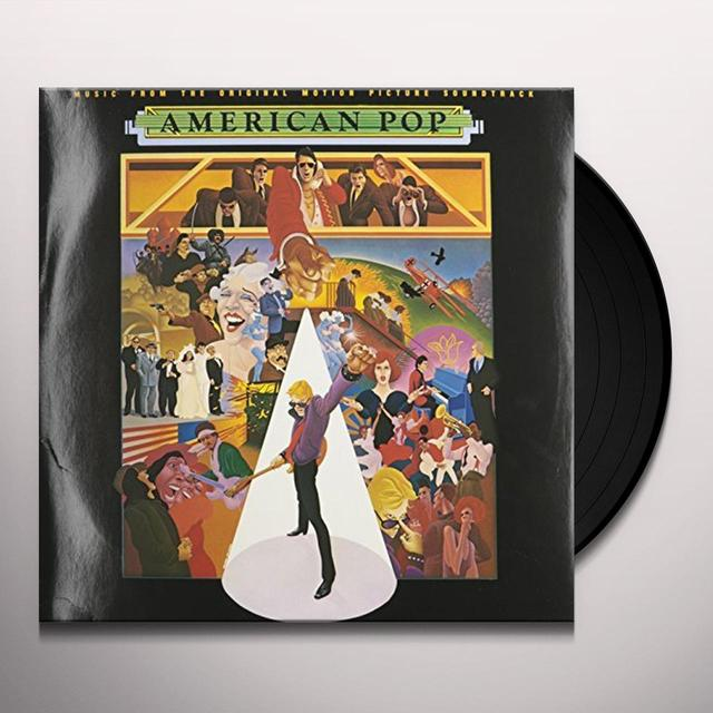 AMERICAN POP-1981 / VARIOUS Vinyl Record