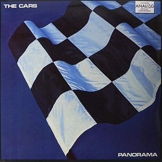 The Cars PANORAMA Vinyl Record
