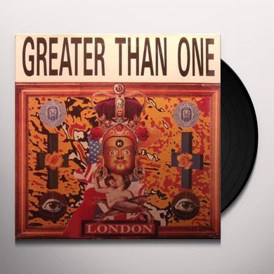 Greater Than One LONDON Vinyl Record