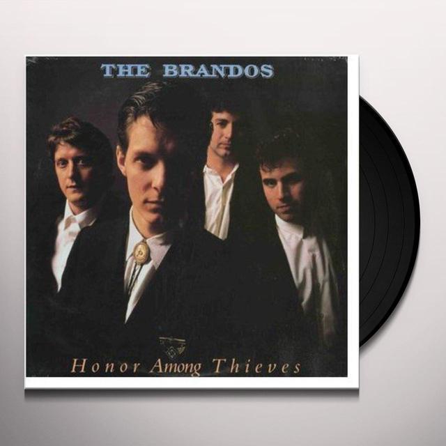 Brandos HONOR AMONG THIEVES Vinyl Record