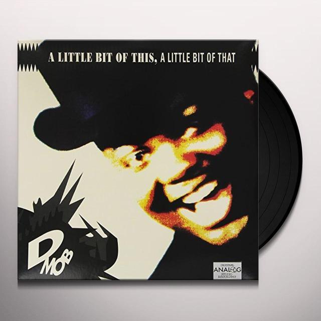 D Mob LITTLE BIT OF THIS: A LITTLE BIT OF THAT Vinyl Record