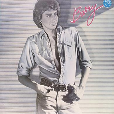 Barry Manilow BARRY (I MADE IT THROUGH THE RAIN) Vinyl Record