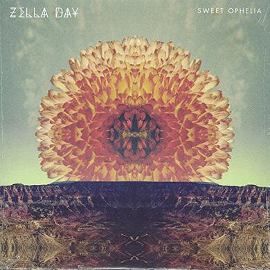 ZELLA DAY - SWEET OPHELIA / 1965 Vinyl Record