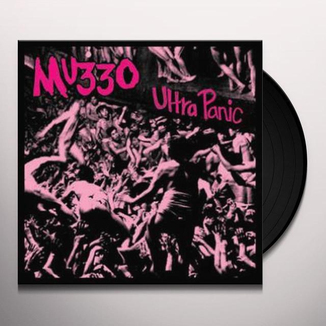 Mu330 ULTRA PANIC Vinyl Record