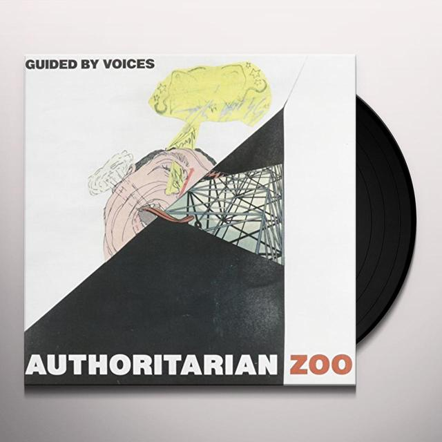 Guided By Voices AUTHORITARIAN ZOO / COOL PLANET THEME Vinyl Record