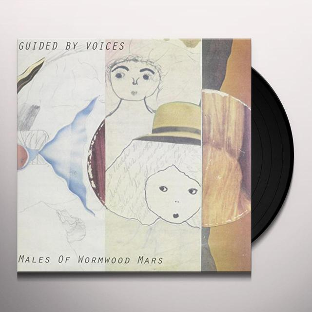Guided By Voices MALES OF WORMWOOD MARS / YEAR THAT COULD HAVE BEEN Vinyl Record