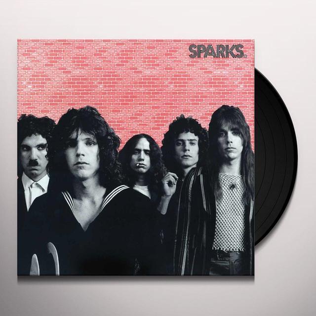SPARKS Vinyl Record