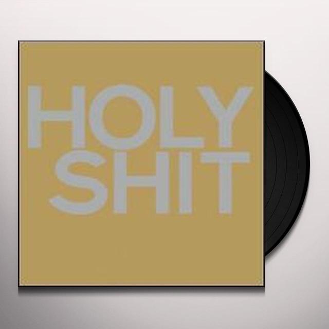 Holy Shit STRANDED AT TWO HARBORS Vinyl Record