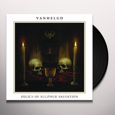 Vanhelgd RELICS OF SULPHUR SALVATION Vinyl Record