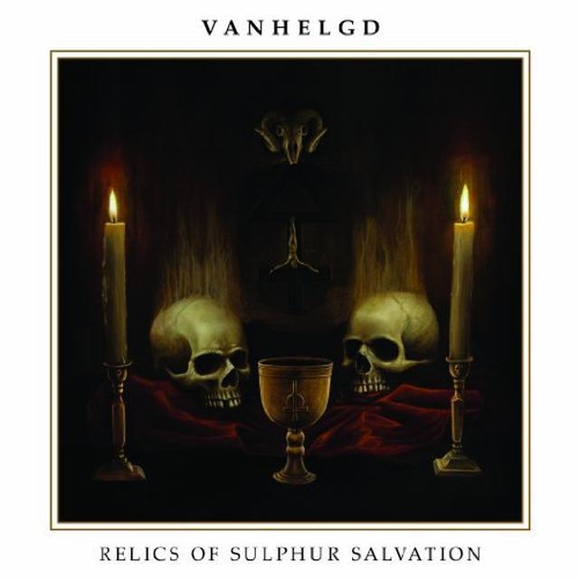 Vanhelgd RELICS OF SULPHUR SALVATION Vinyl Record