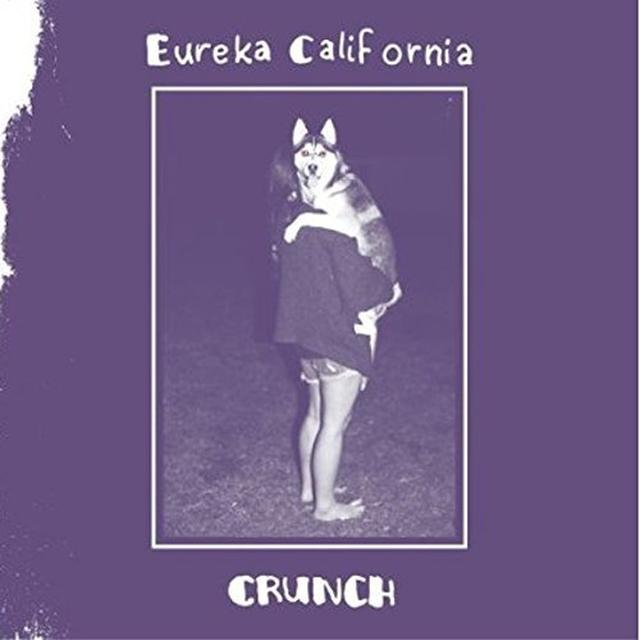 Eureka California CRUNCH Vinyl Record