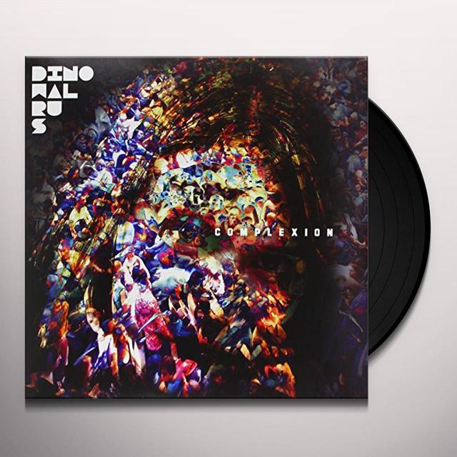 Dinowalrus COMPLEXION Vinyl Record - Digital Download Included