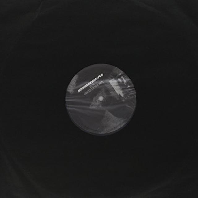 Alessio Pagliaroli BASS THE DAYS Vinyl Record