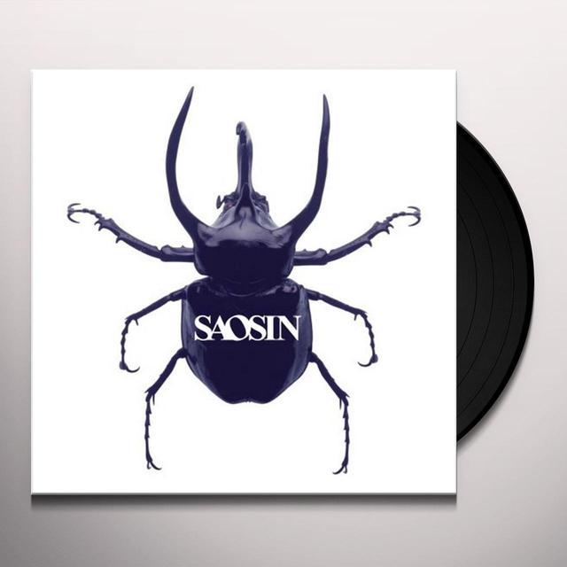 SAOSIN Vinyl Record - Gatefold Sleeve, Limited Edition, 180 Gram Pressing