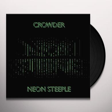 Crowder NEON STEEPLE Vinyl Record