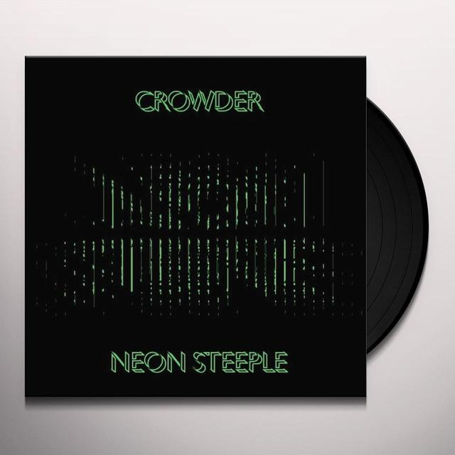 Crowder NEON STEEPLE Vinyl Record