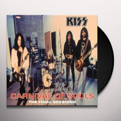 Kiss CARNIVAL OF SOULS Vinyl Record