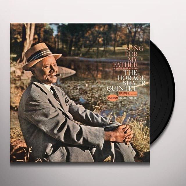 Horace Silver SONG FOR MY FATHER Vinyl Record - Reissue