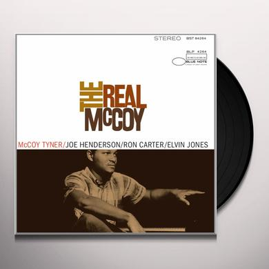 Mccoy Tyner REAL MCCOY Vinyl Record - Reissue