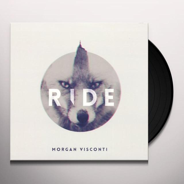 Morgan Visconti RIDE Vinyl Record