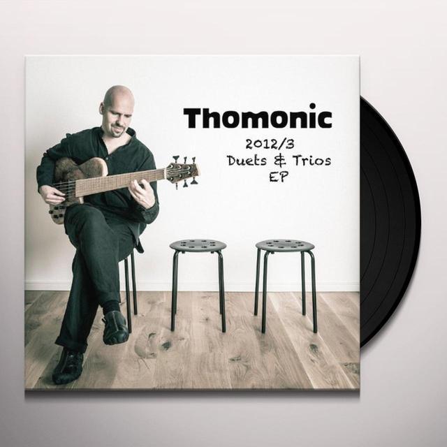 Thomonic 2012: 3 DUETS & TRIOS (EP) Vinyl Record