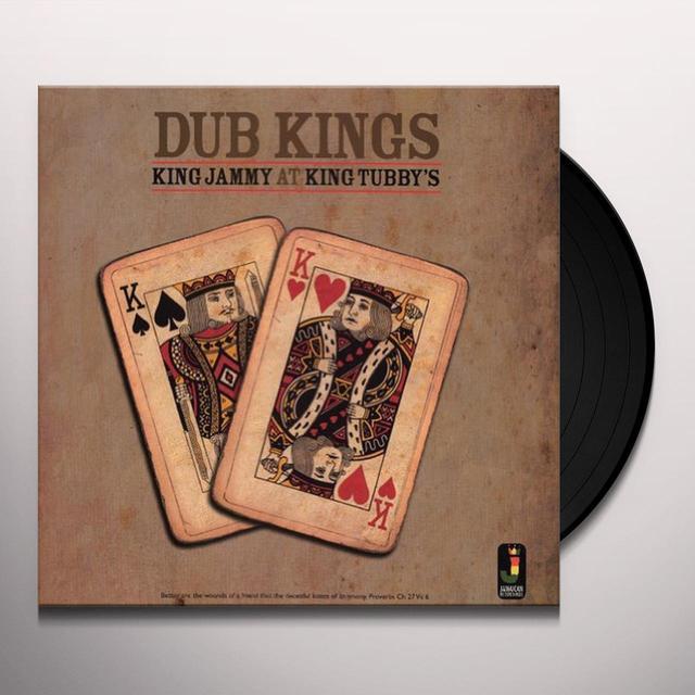 King Jammy At King Tubbys DUB KINGS Vinyl Record