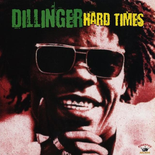Dillinger HARD TIMES Vinyl Record