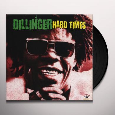 Dillinger HARD TIMES Vinyl Record - 180 Gram Pressing