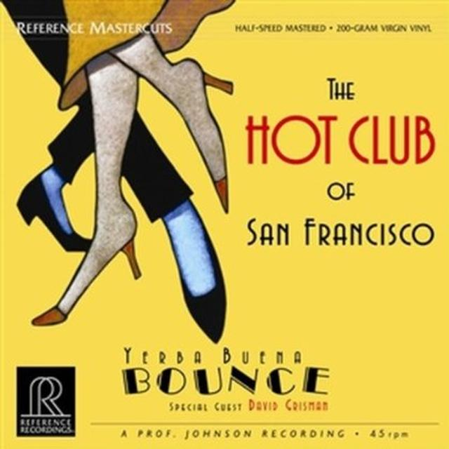 Hot Club Of San Francisco YERBA BUENA BOUNCE Vinyl Record
