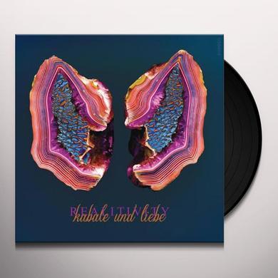 Kabale Und Liebe REALITIVITY Vinyl Record