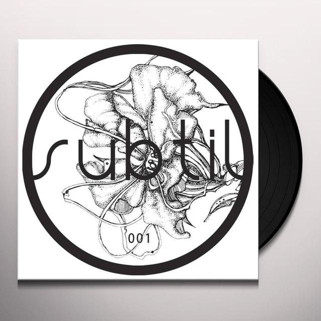 Vrac PERTU Vinyl Record