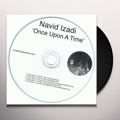 Navid Izadi ONCE UPON A TIME Vinyl Record