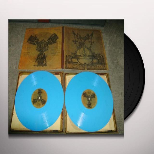 Mayhem ESOTERIC WARFARE Vinyl Record