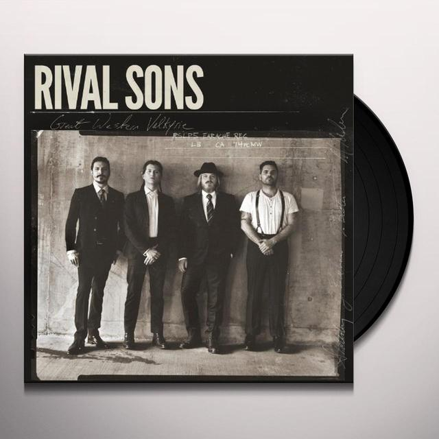 Rival Sons GREAT WESTERN VALKYRIE Vinyl Record