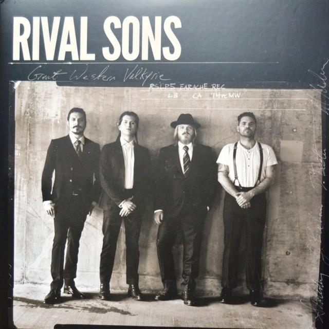 Rival Sons GREAT WESTERN VALKYRIE (Vinyl)