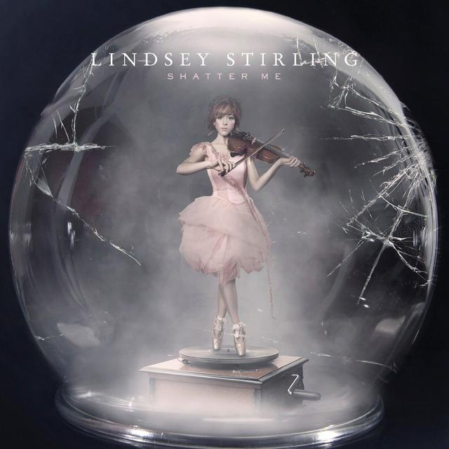 Lindsey Stirling SHATTER ME Vinyl Record