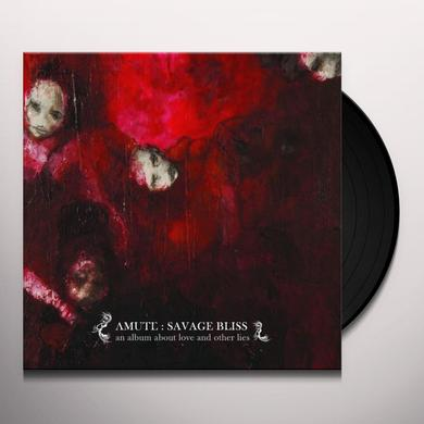 Amute SAVAGE BLISS Vinyl Record