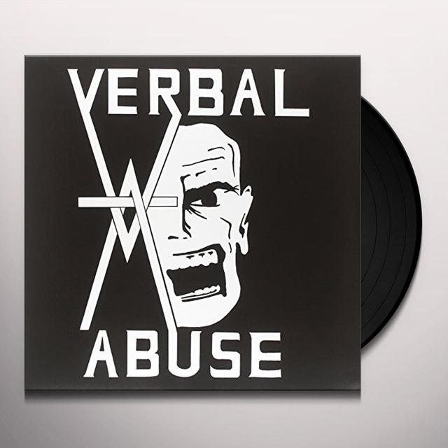 Verbal Abuse JUST AN AMERICAN BAND Vinyl Record