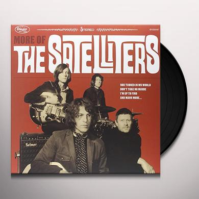 MORE OF THE SATELLITERS Vinyl Record