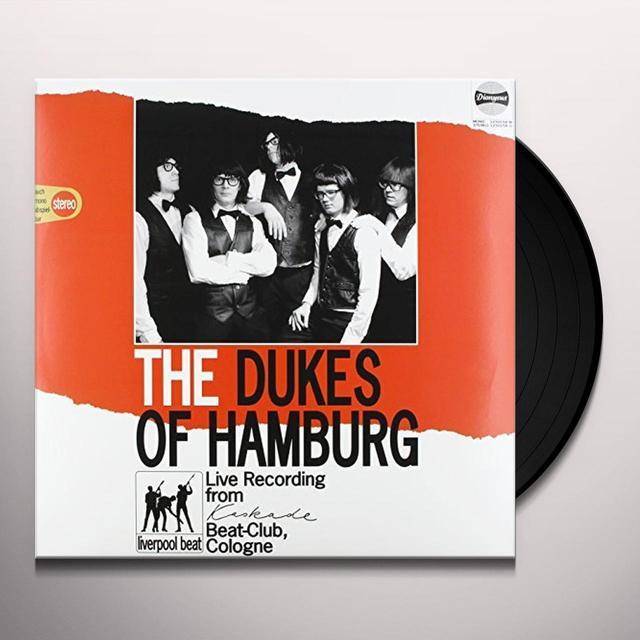 Dukes Of Hamburg LIVERPOOL BEAT Vinyl Record