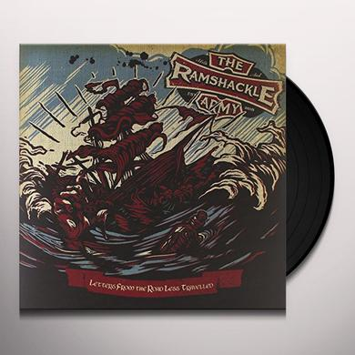 Ramshackle Army LETTERS FROM THE ROAD LESS TRAVELLED Vinyl Record