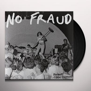 No Fraud REVOLT: 1984 DEMOS Vinyl Record