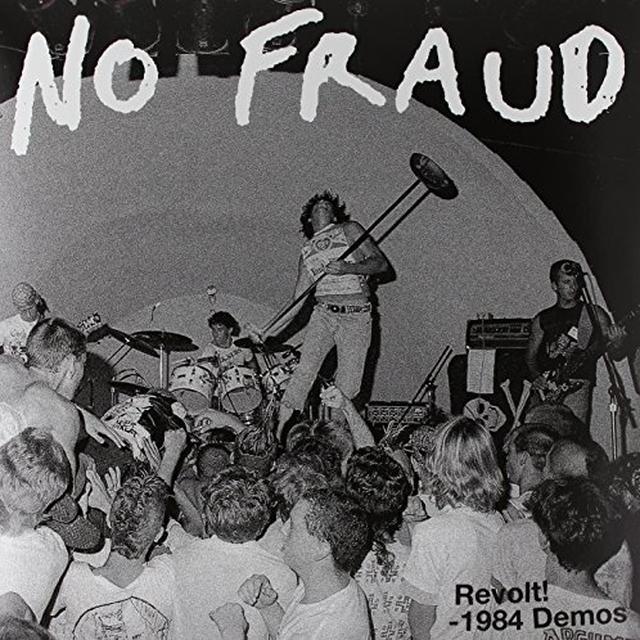 No Fraud REVOLT: 1984 DEMOS Vinyl Record