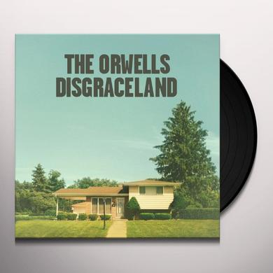 The Orwells DISGRACELAND Vinyl Record - Digital Download Included